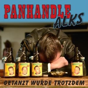 Cover P.Alks Getanzt